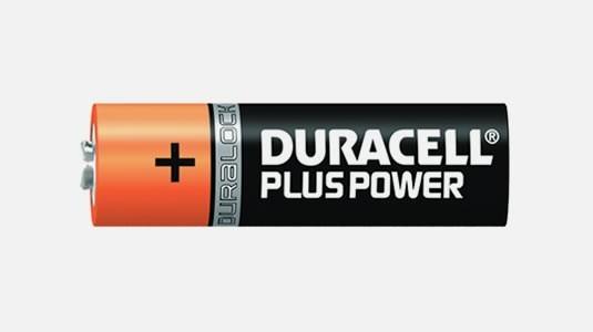 Pilas Duracell Plus